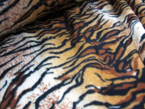 Fleece tiger