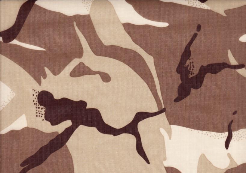 Ripstop kamouflage beige