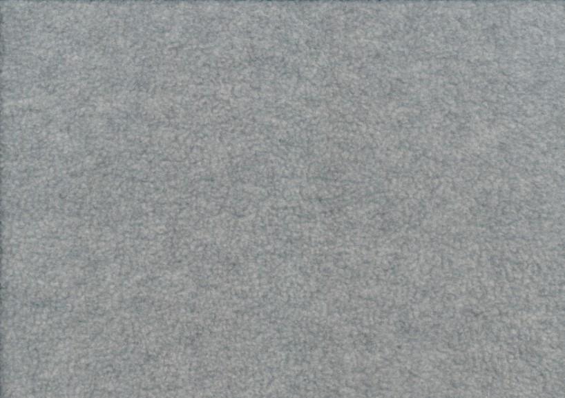 Fleece ljusgrå melerad