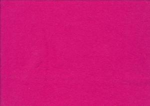 U239 Cotton Fleece Fabric raspberry