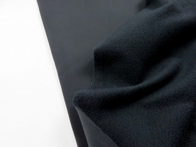 Softshell svart