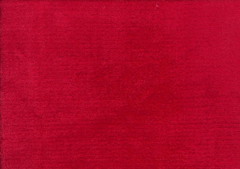 U249 Korallfleece röd