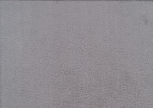 U249 Coral Fleece Fabric grey