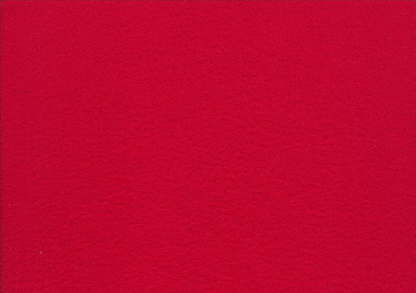 U263 Microfleece röd