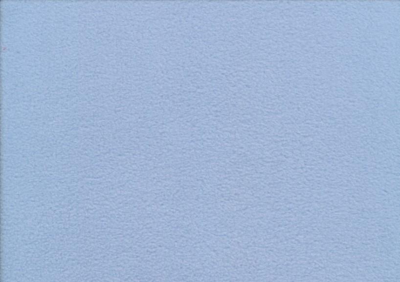 U263 Microfleece ljusblå