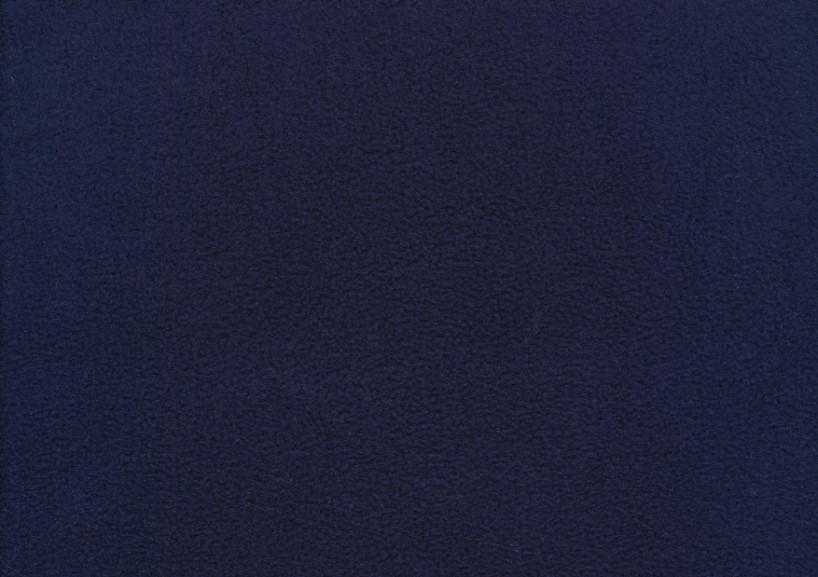 U263 Microfleece mörkblå