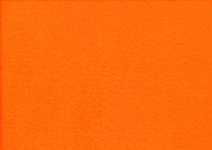 U264 Fleece Fabric neon orange