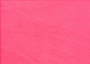 U264 Fleece neonrosa