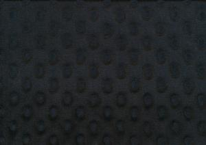 U5000 Minky prick svart
