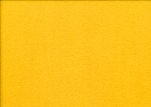 Fleece Fabric yellow