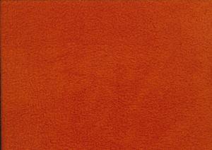 Fleece Fabric terracotta