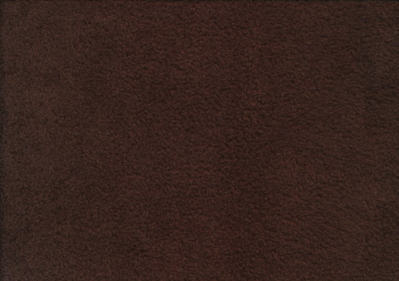 Fleece mörkbrun