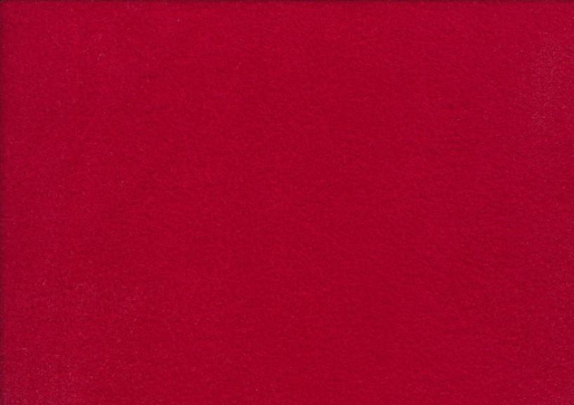 Fleece röd