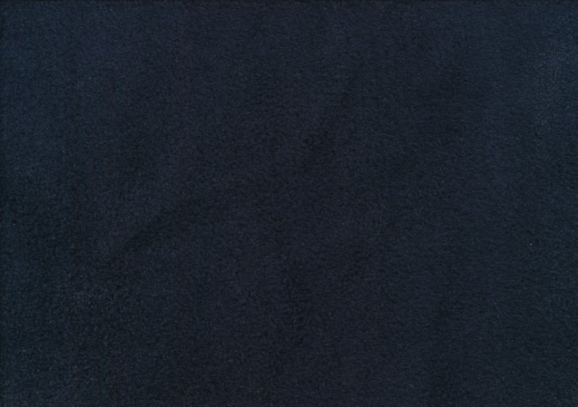 Fleece Fabric dark blue
