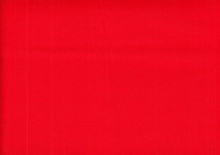 Allväv/lakansväv röd