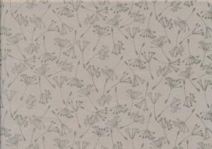 Cotton fabric Wishful taupe