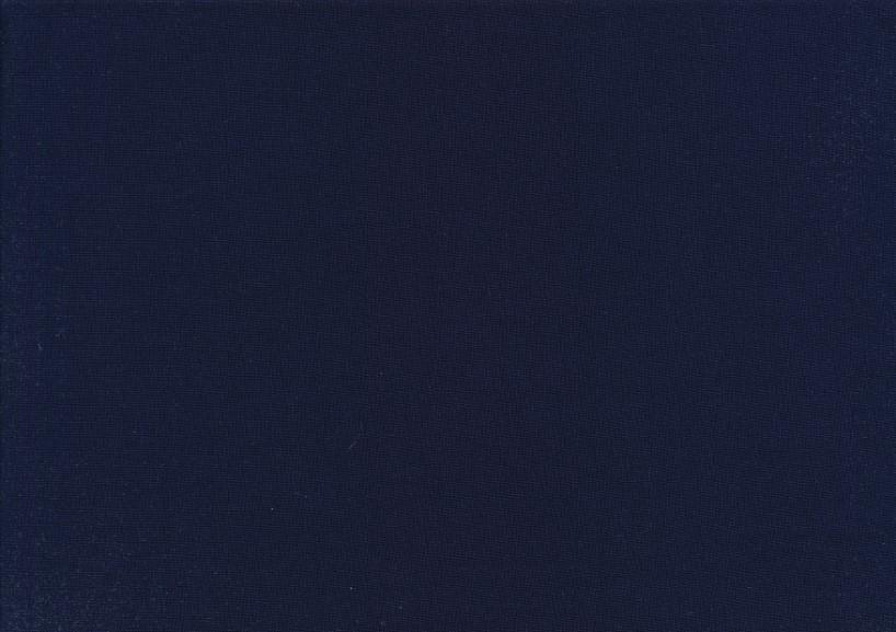 Vävd viscose mörkblå