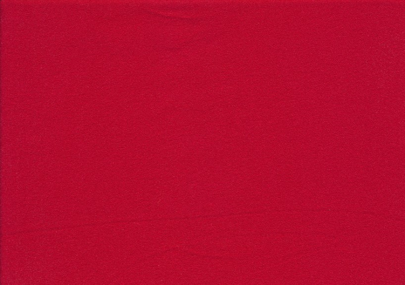 Polyester Crepe Fabric red