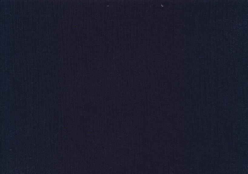 Viscose krinklad mörkblå
