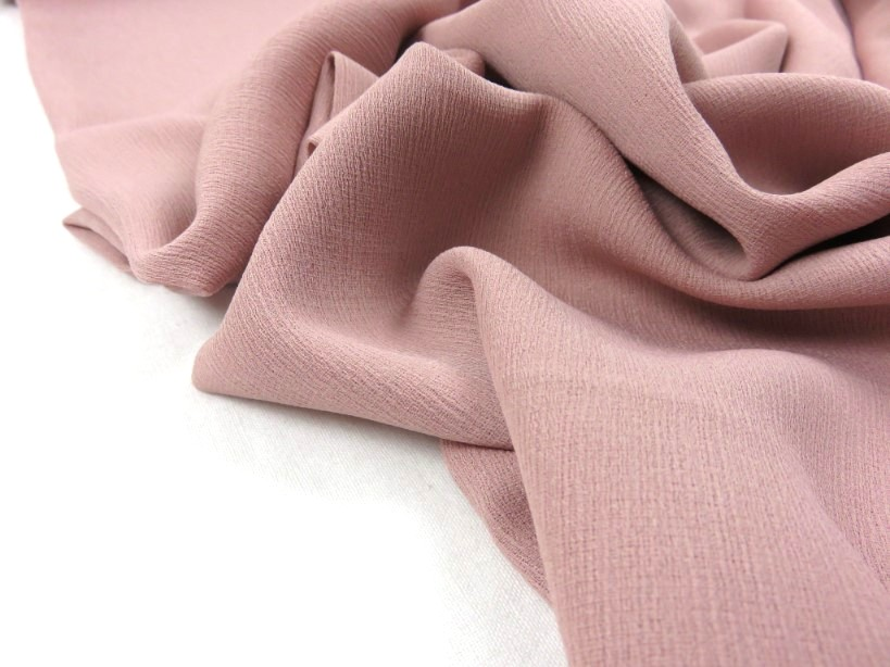 Vävd polyester rosa