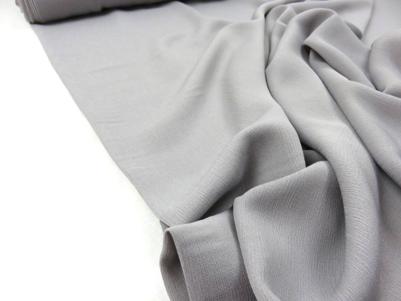 Vävd polyester grå