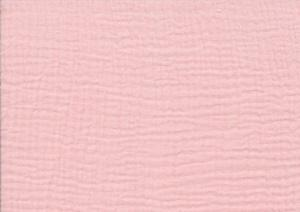 Double Gauze Muslin Fabric light pink