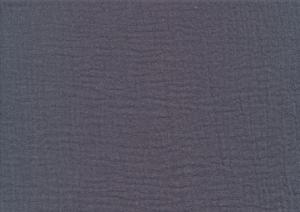 Double Gauze Muslin Fabric grey