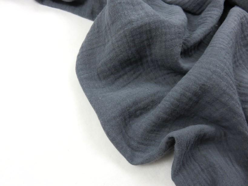Muslin grå