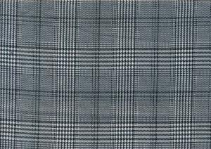 Wowen fabric Glen Check