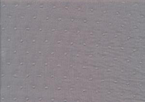 Bomullstyg prick grå