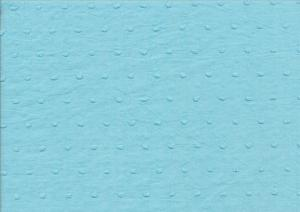 Cotton Fabric Dotty turquoise
