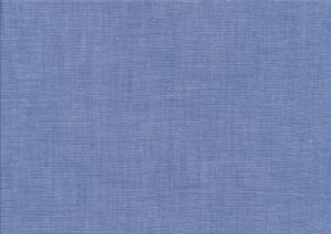 Chambray jeansblå