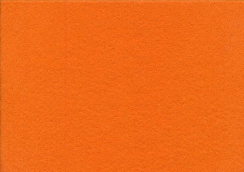 Hobbyfilt orange (20 x 30 cm)