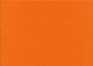 Hobbyfilt orange (20 x 30 cm)