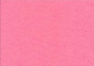 Hobbyfilt rosa (20 x 30 cm)