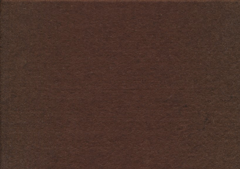 Felt fabric brown (20 x 30 cm)