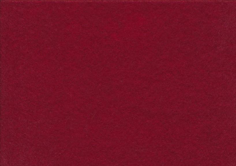 Hobbyfilt vinröd (20 x 30 cm)
