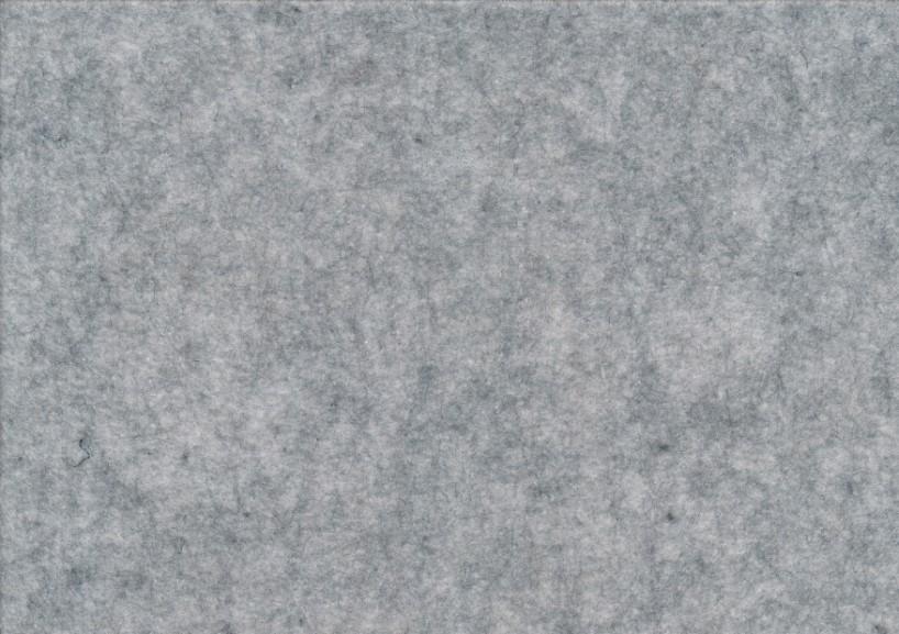 Hobbyfilt ljusgrå melerad (20 x 30 cm)