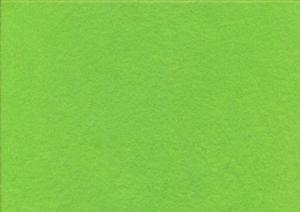 Felt fabric lime green (20 x 30 cm)