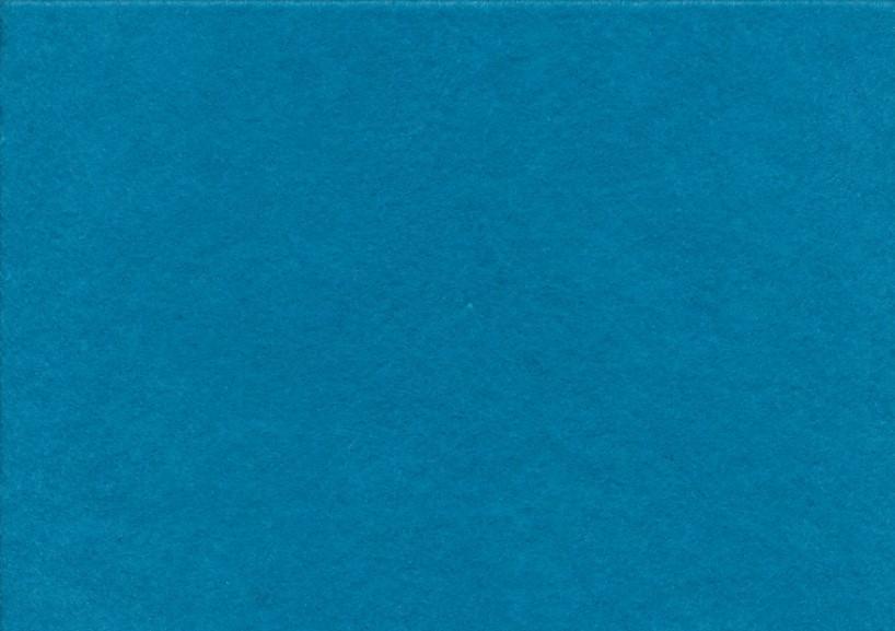 Felt fabric turquoise (20 x 30 cm)