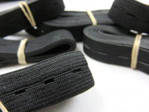 Y502 Paket - Knapphålsresår svart (150 g)