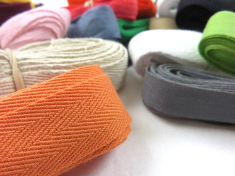Y513 Pack - Cotton Ribbons (150 g)