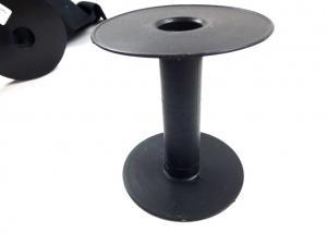 Z012 Bandrulle begagnad 120 mm svart