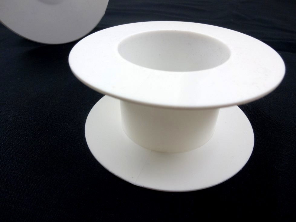 Z015 Ribbon Roll used 28 mm white