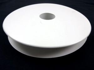 Z018 Bandrulle begagnad 17 mm vit