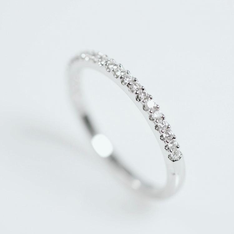 Diamond Band (0,17 ct)