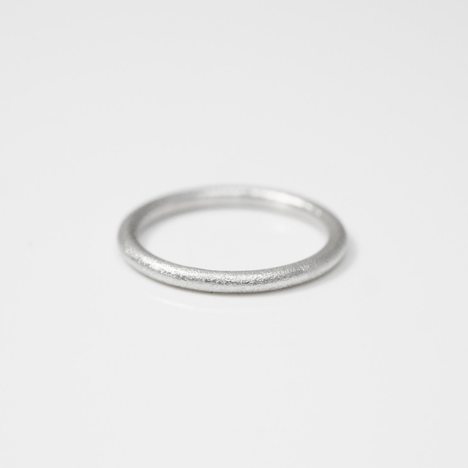 Thin Ring Frosty