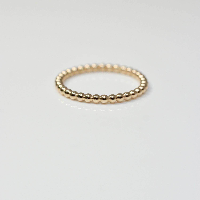 Dewdrop Ring 18 K