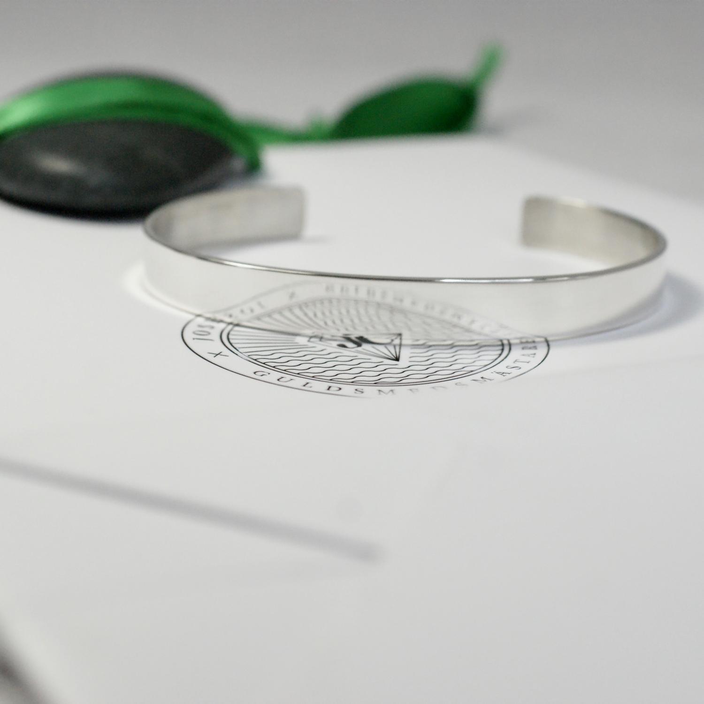 Plain Cuff - 9 mm