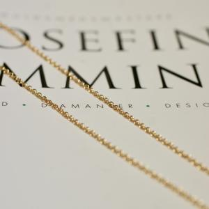 Rounded Anchor Chain 18 K